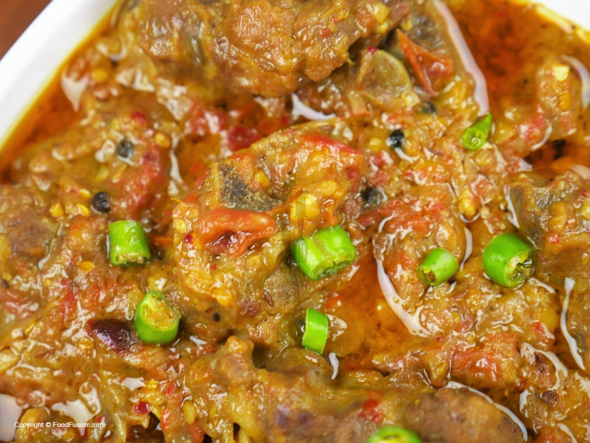 Mutton Stew Food Fusion