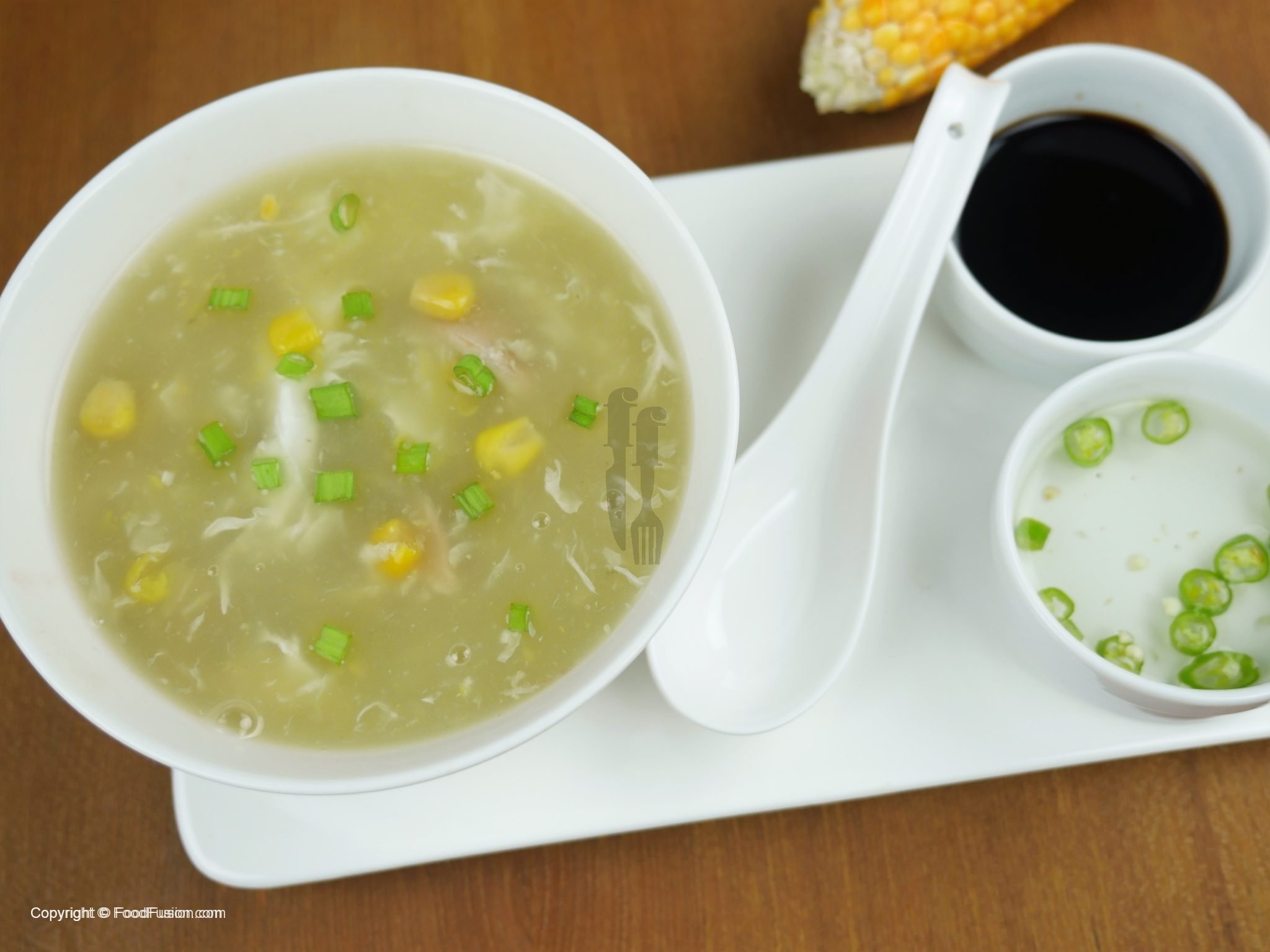 Chicken Corn Soup Winter Recipe By Food Fusion