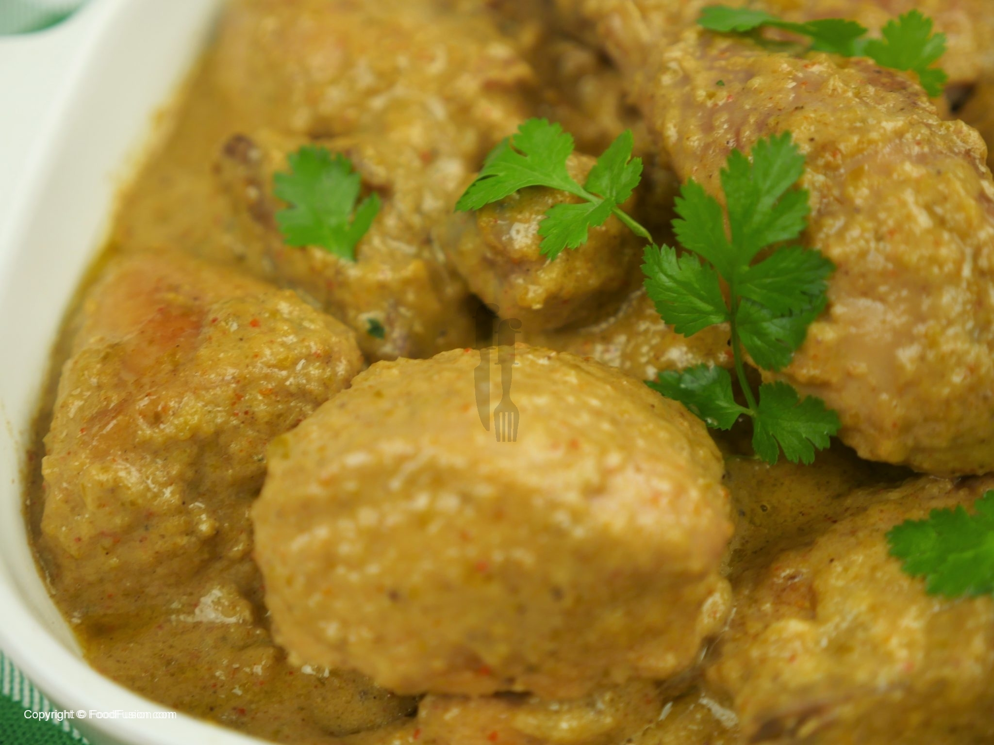 Kasturi Chicken Recipe Food Fusion