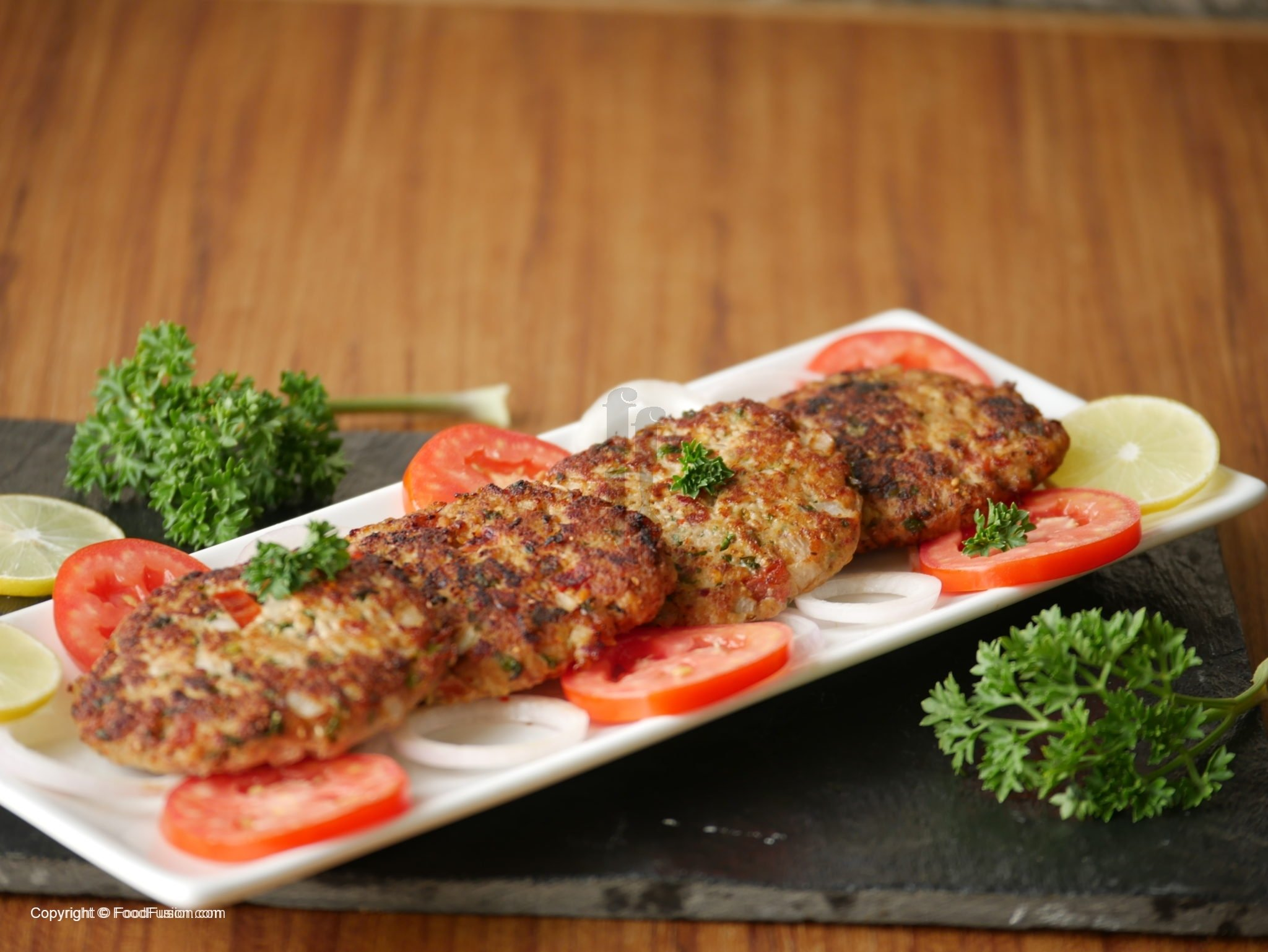 Quick And Easy Chicken Chapli Kabab Recipe By Food Fusion