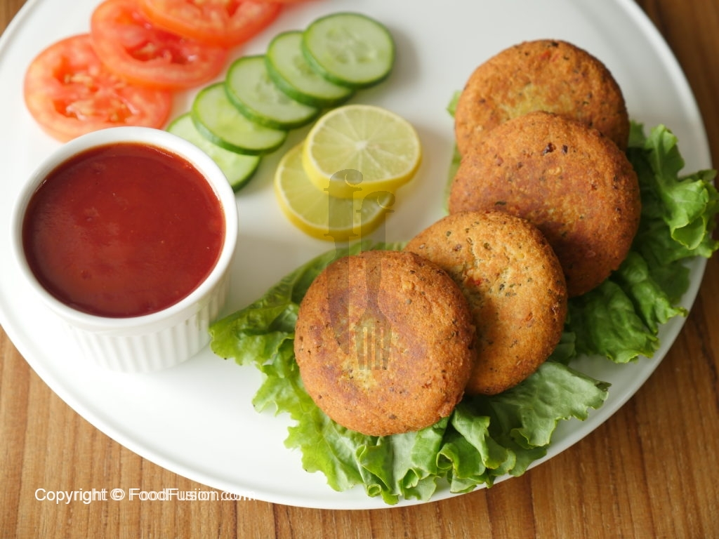 Chicken Shami Kabab Recipe Food Fusion