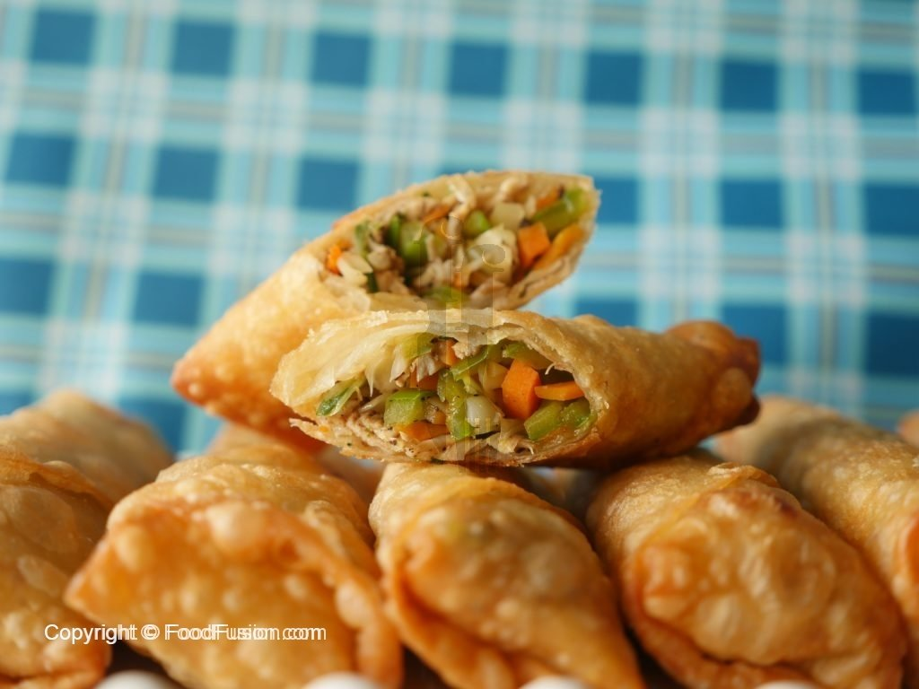 Spring Rolls Food Fusion