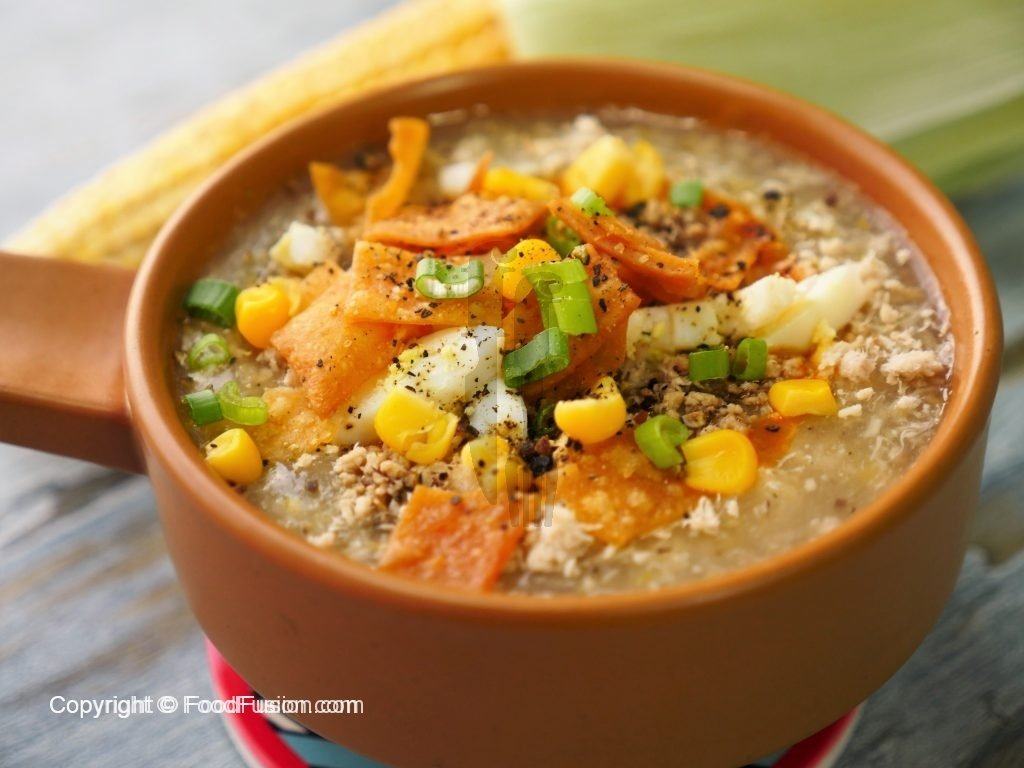 Road Side Chicken Corn Soup Recipe By Food Fusion