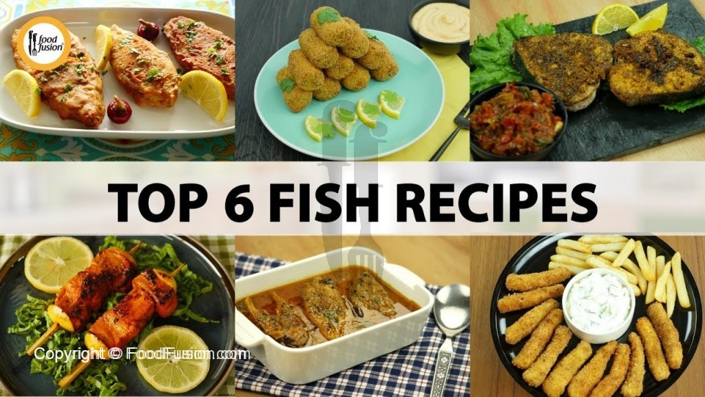 Top 6 fish recipes food fusion an error occurred forumfinder Gallery