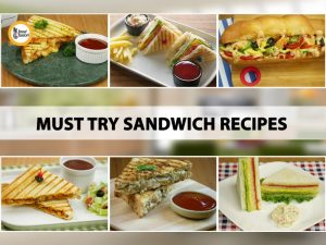 Sandwiches Food Fusion
